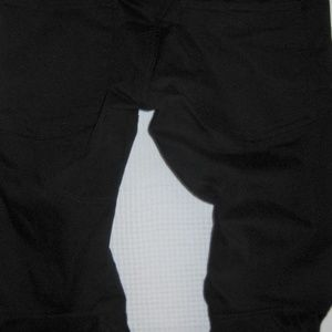 G-Star Pants - Mens G-Star 5620 Raw 3D Zip Knee Slim Pants Black